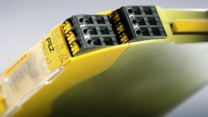 Pilz safety relays
