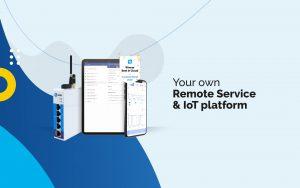 Remote Service & IoT platform