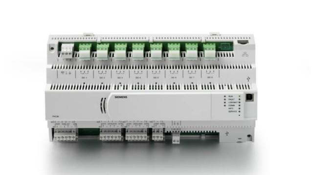 Desigo PX compact controller